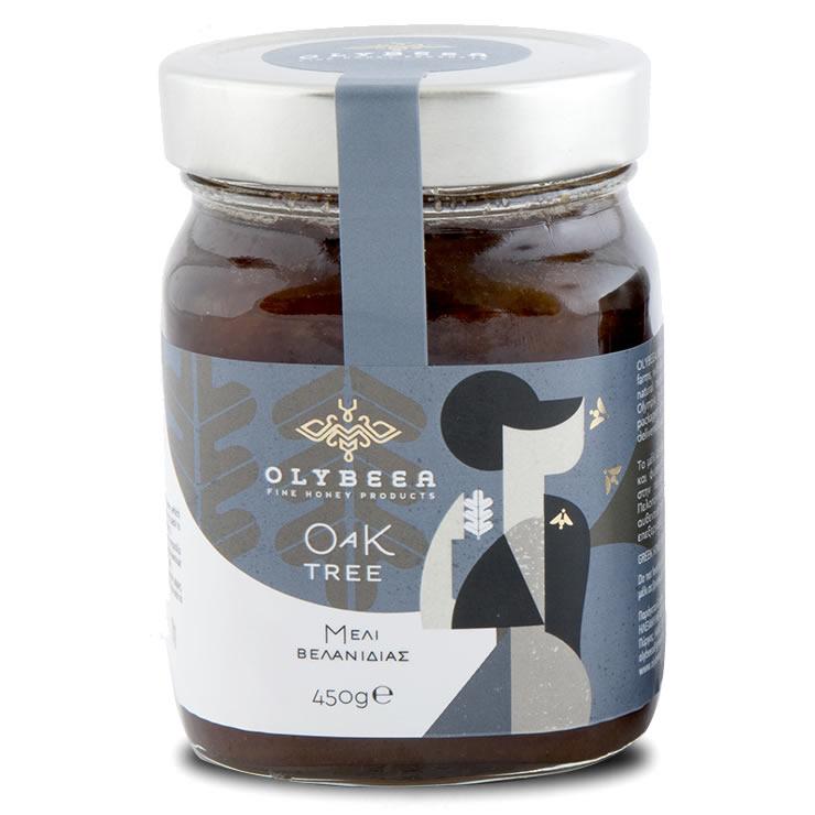 Μέλι Βελανιδιάς 450g